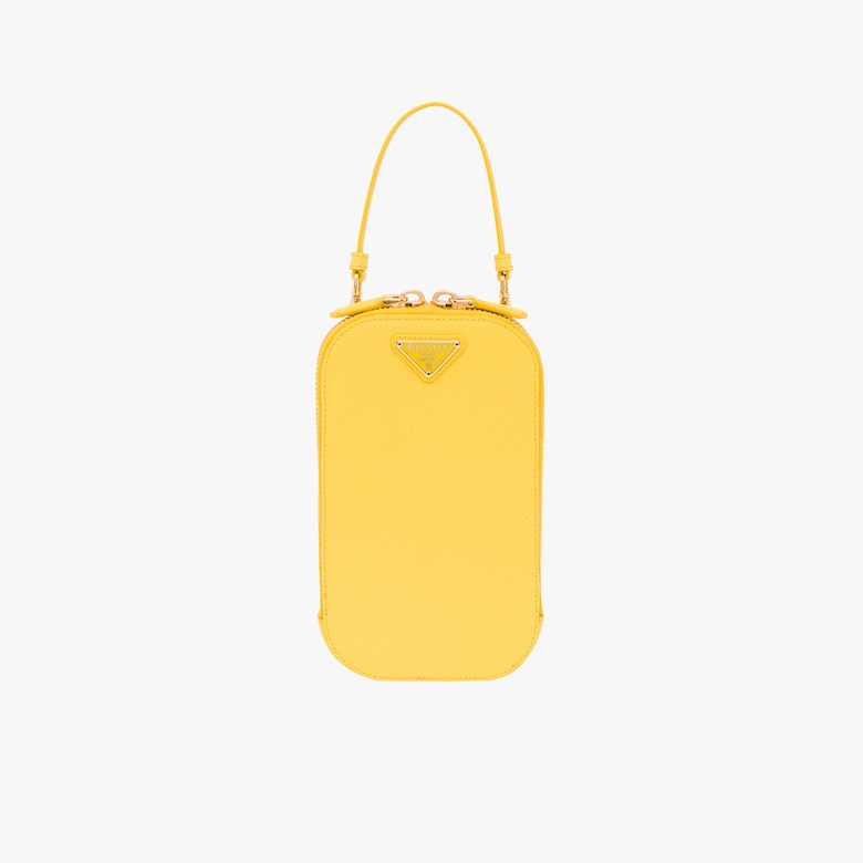 Saffiano mini-bag 493970d30aaf7
