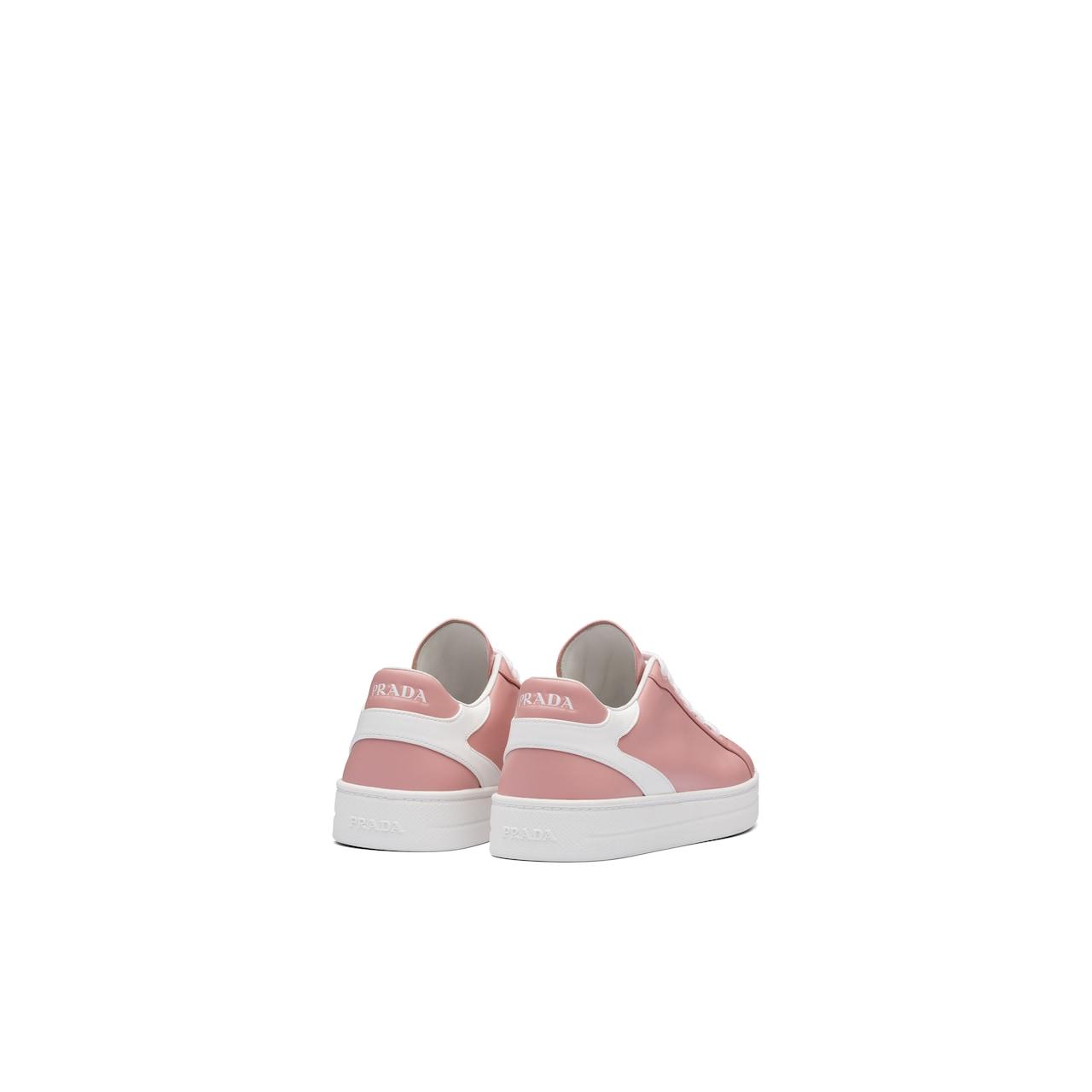 Prada 皮革运动鞋 5
