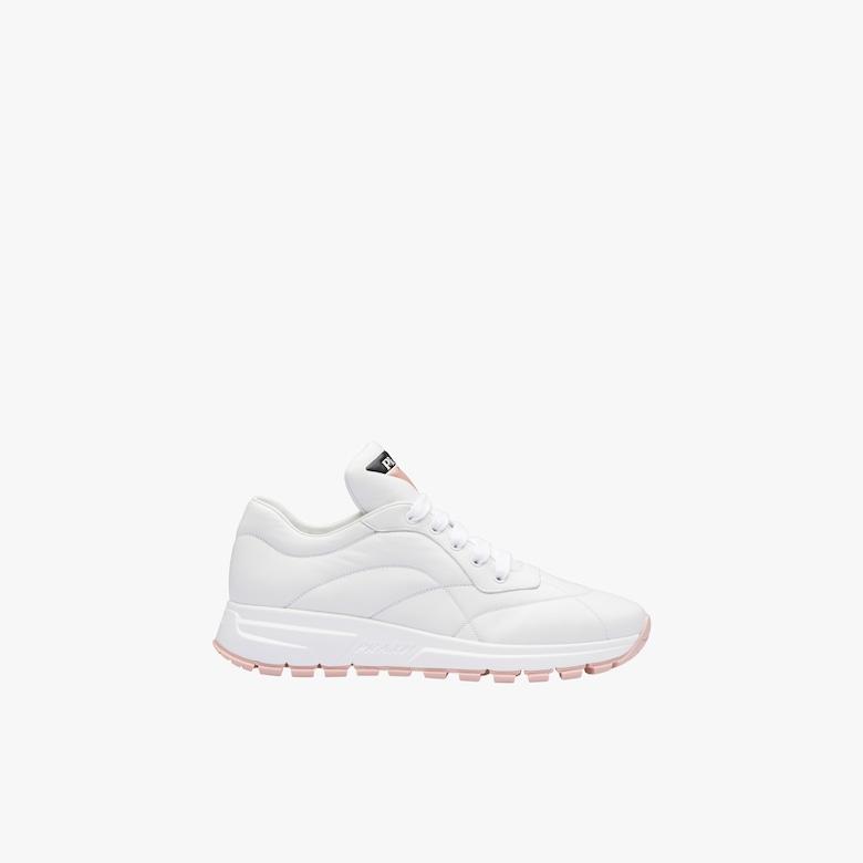PRAX 01 Leather Sneakers
