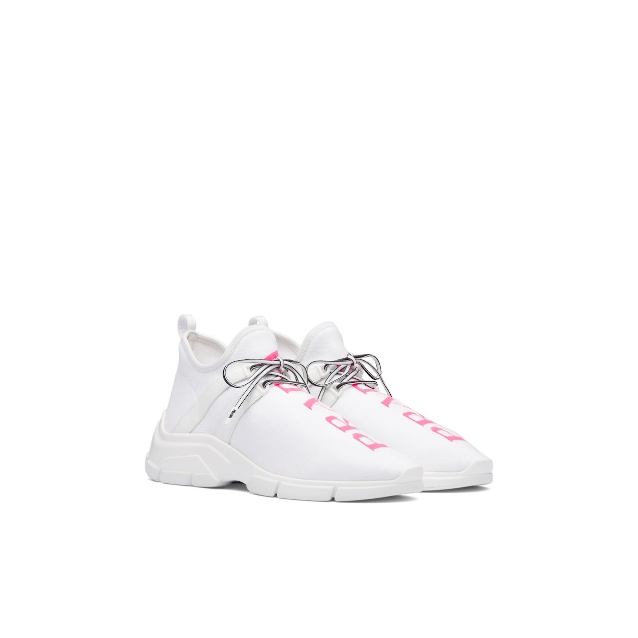 Prada 针织运动鞋 1