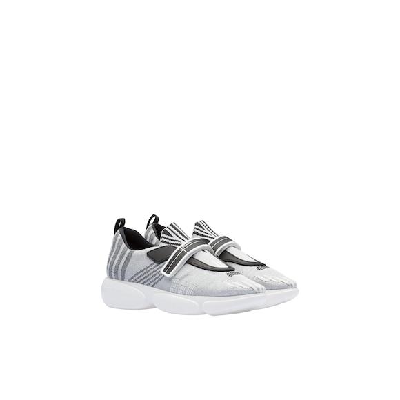 Cloudbust fabric sneakers
