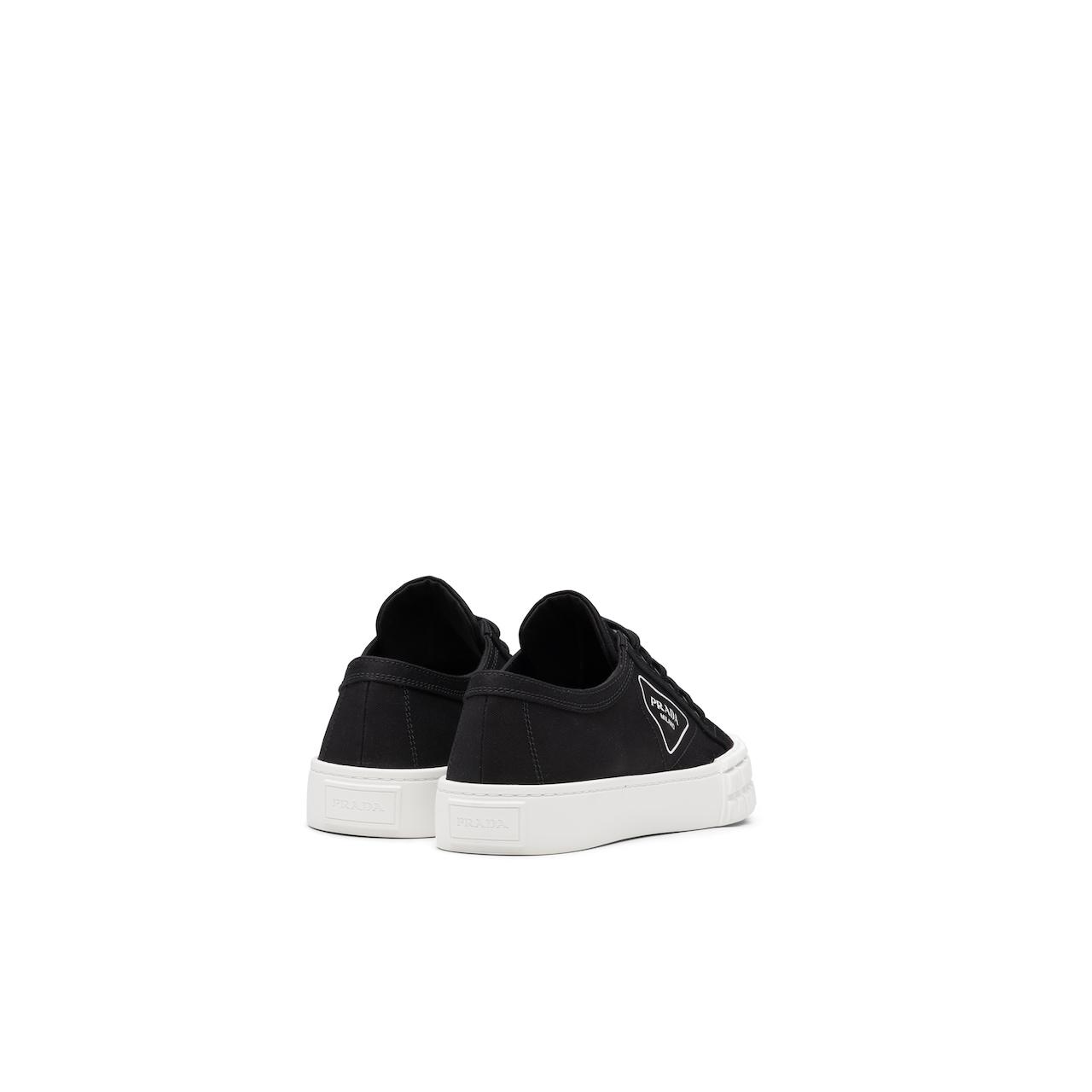 Prada Gabardine fabric sneakers 5
