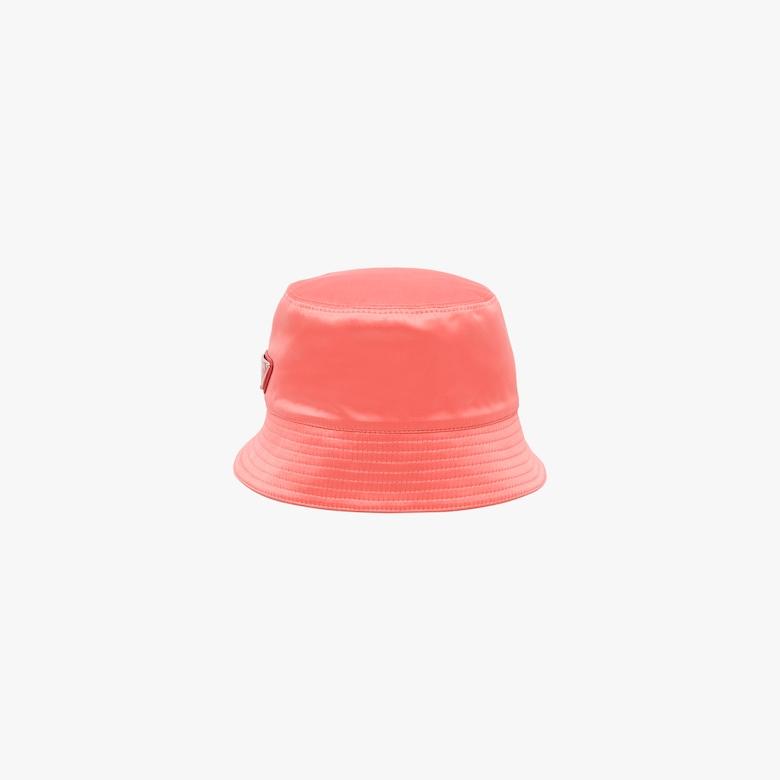 丝质缎面渔夫帽