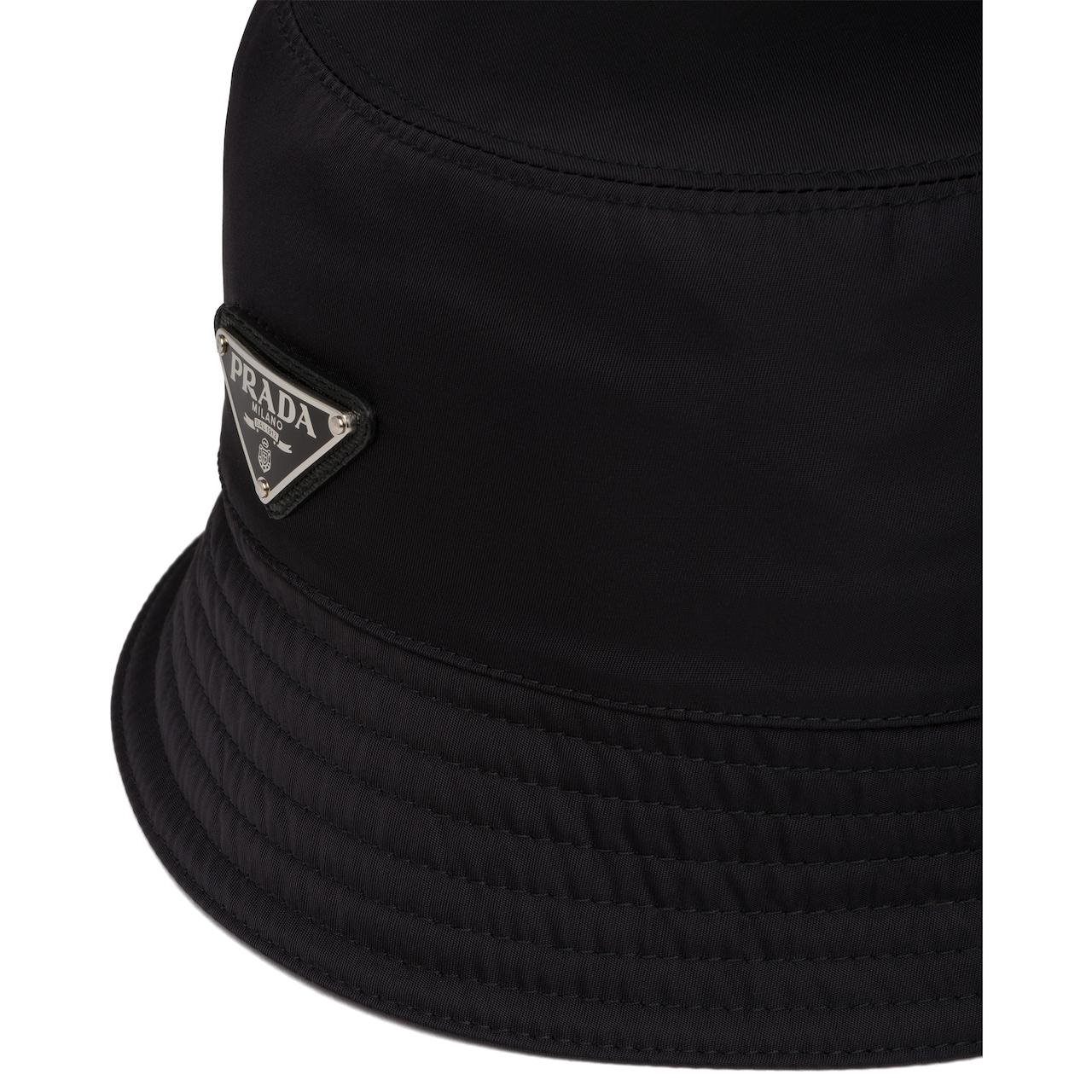 Prada 尼龙渔夫帽 4