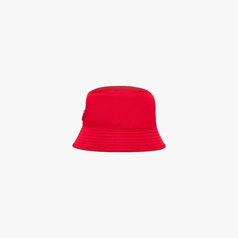 Prada Nylon Cap - Woman