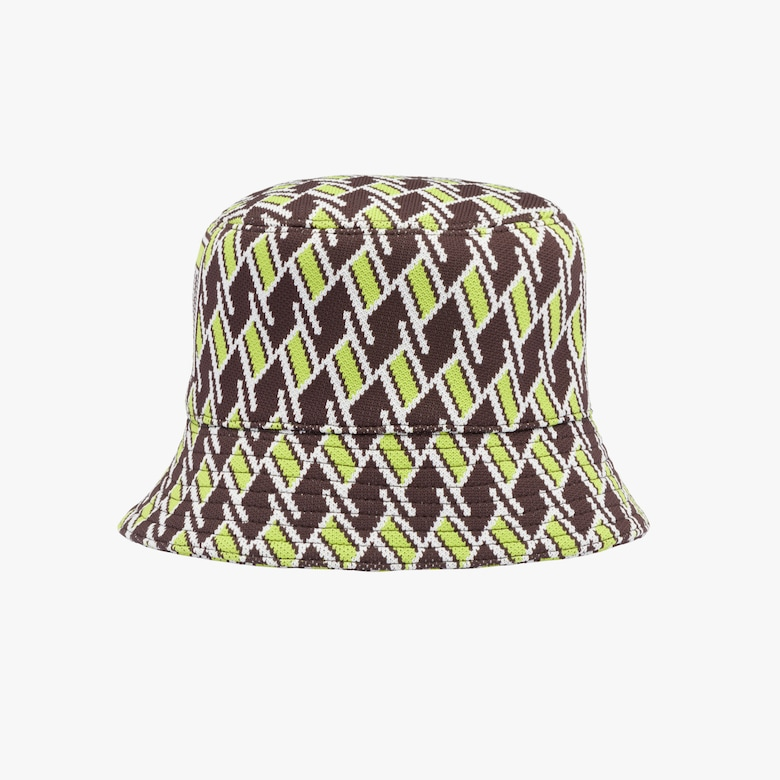 Cappello in jacquard