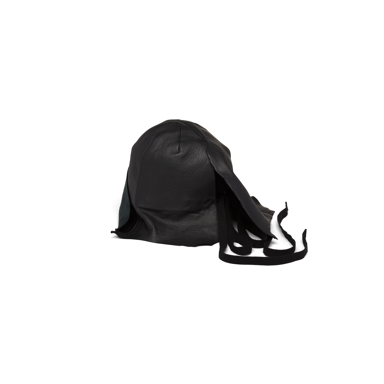 Prada Unlined nappa leather hat 3