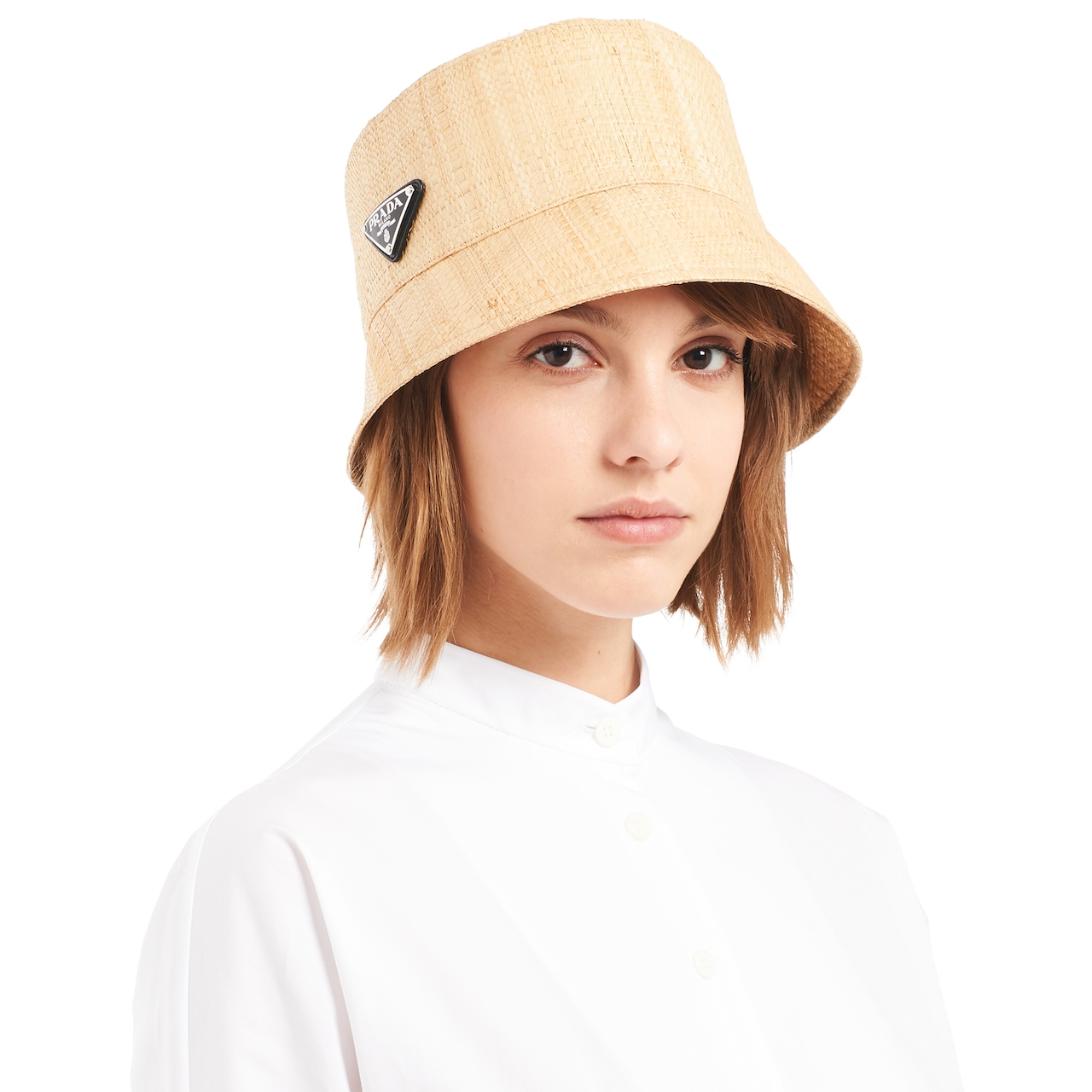 Prada Straw hat 2