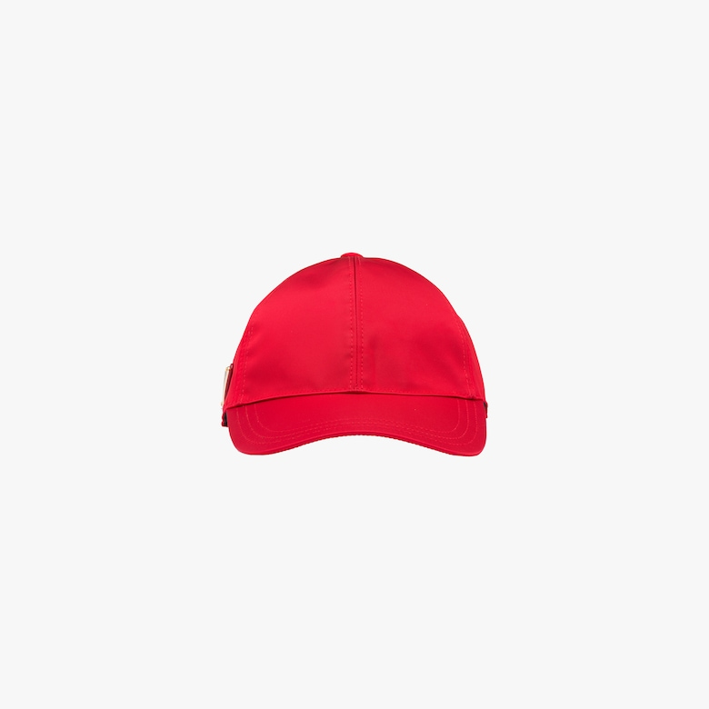 Prada Nylon baseball cap - Woman