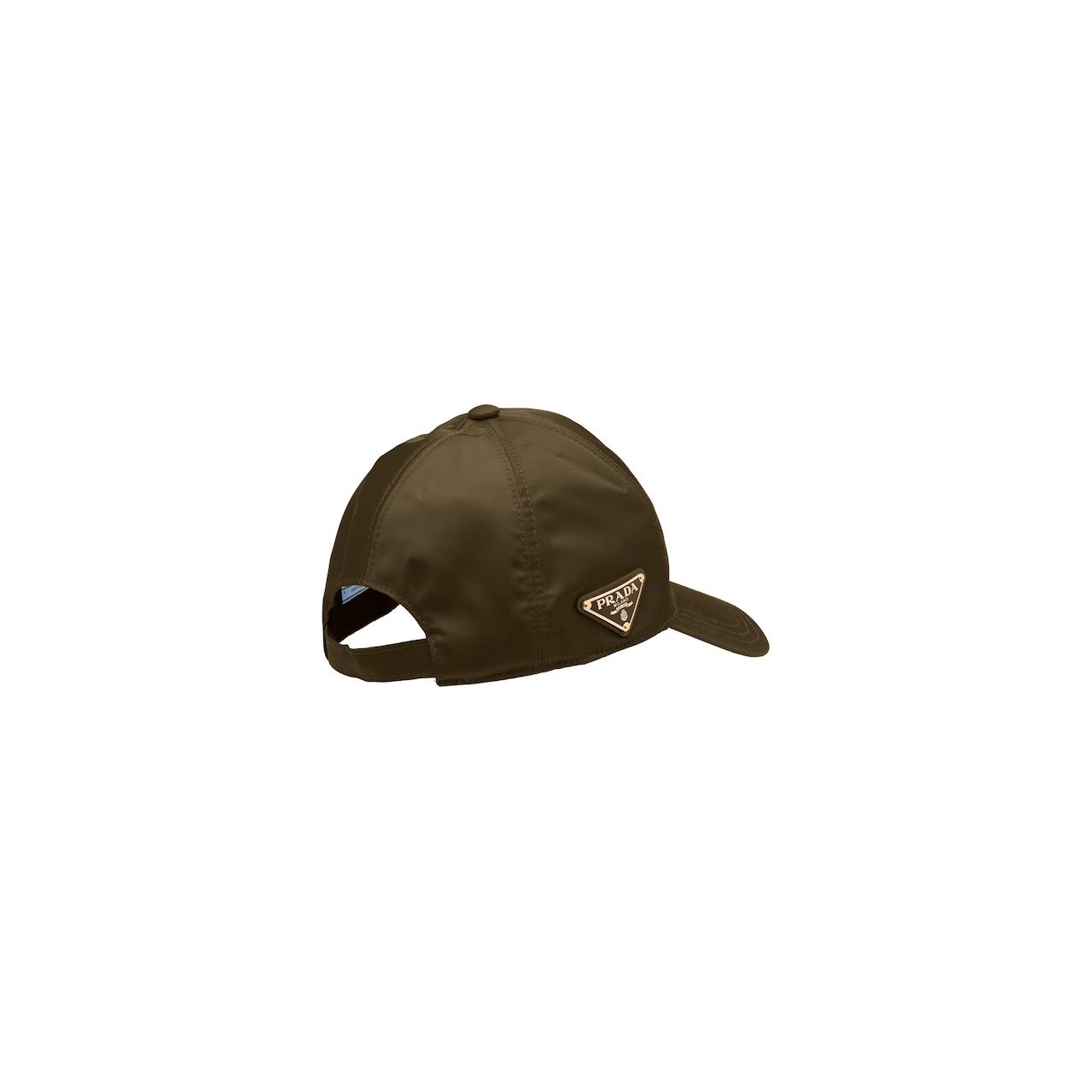 Prada 尼龙棒球帽 3