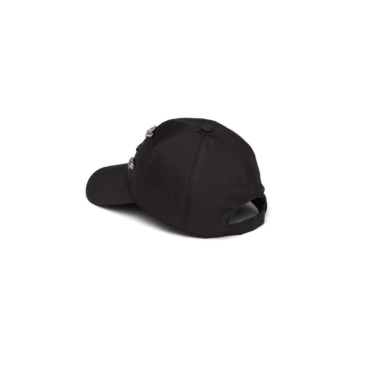 Prada Embellished baseball cap 3