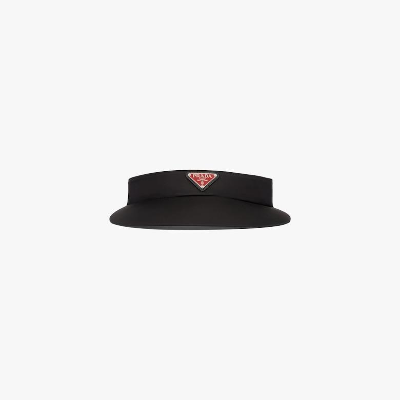 Prada Nylon visor - Woman
