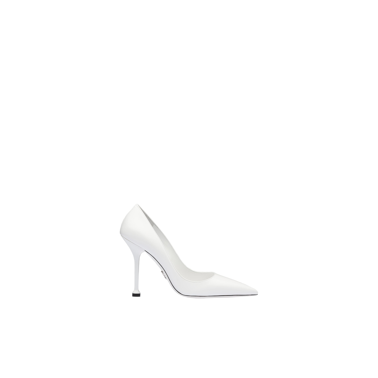 Prada Brushed leather pumps 4