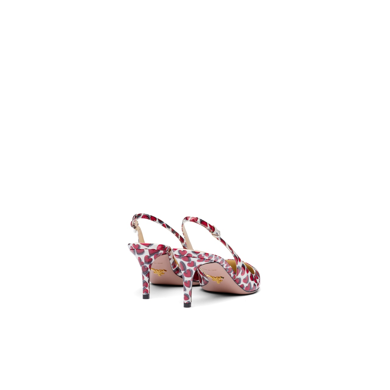 Prada 漆皮高跟鞋 5