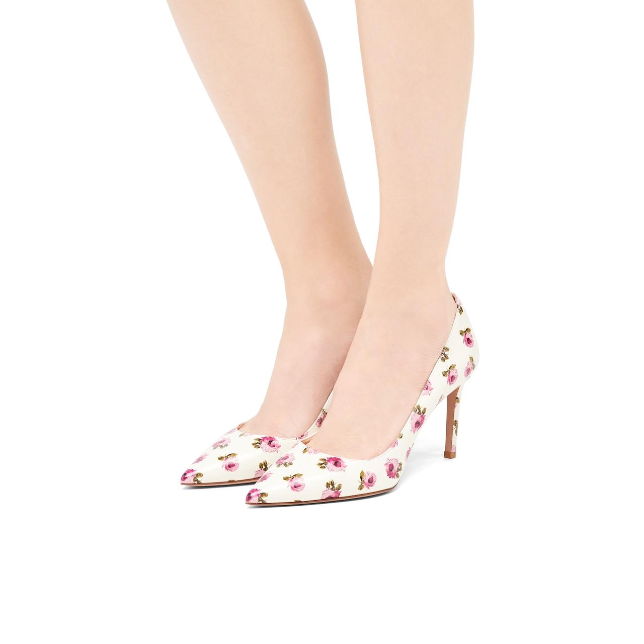 Prada 漆皮高跟鞋 3