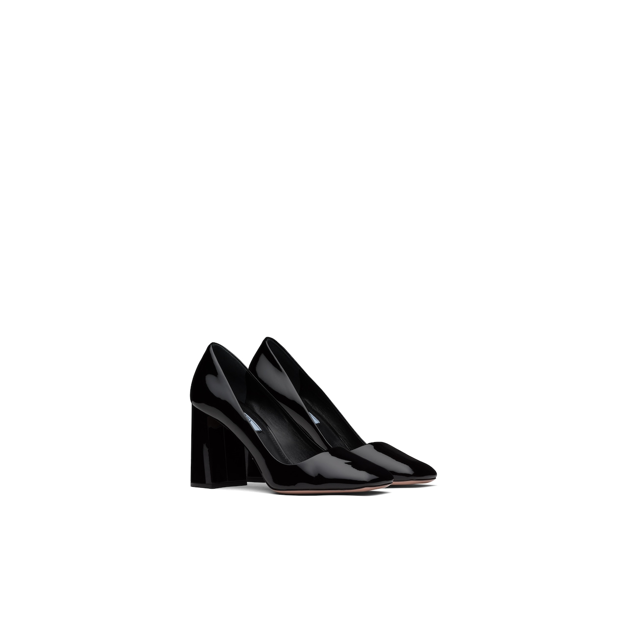 Prada Patent leather pumps 1