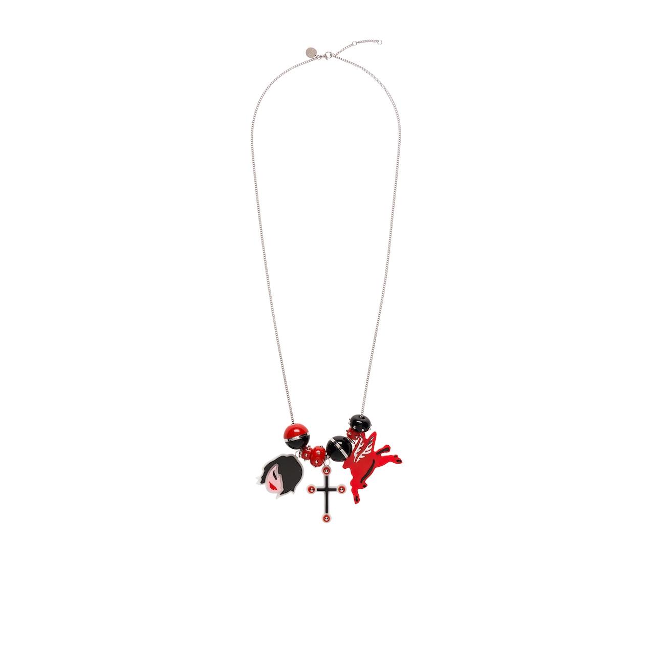 Prada Pop necklace