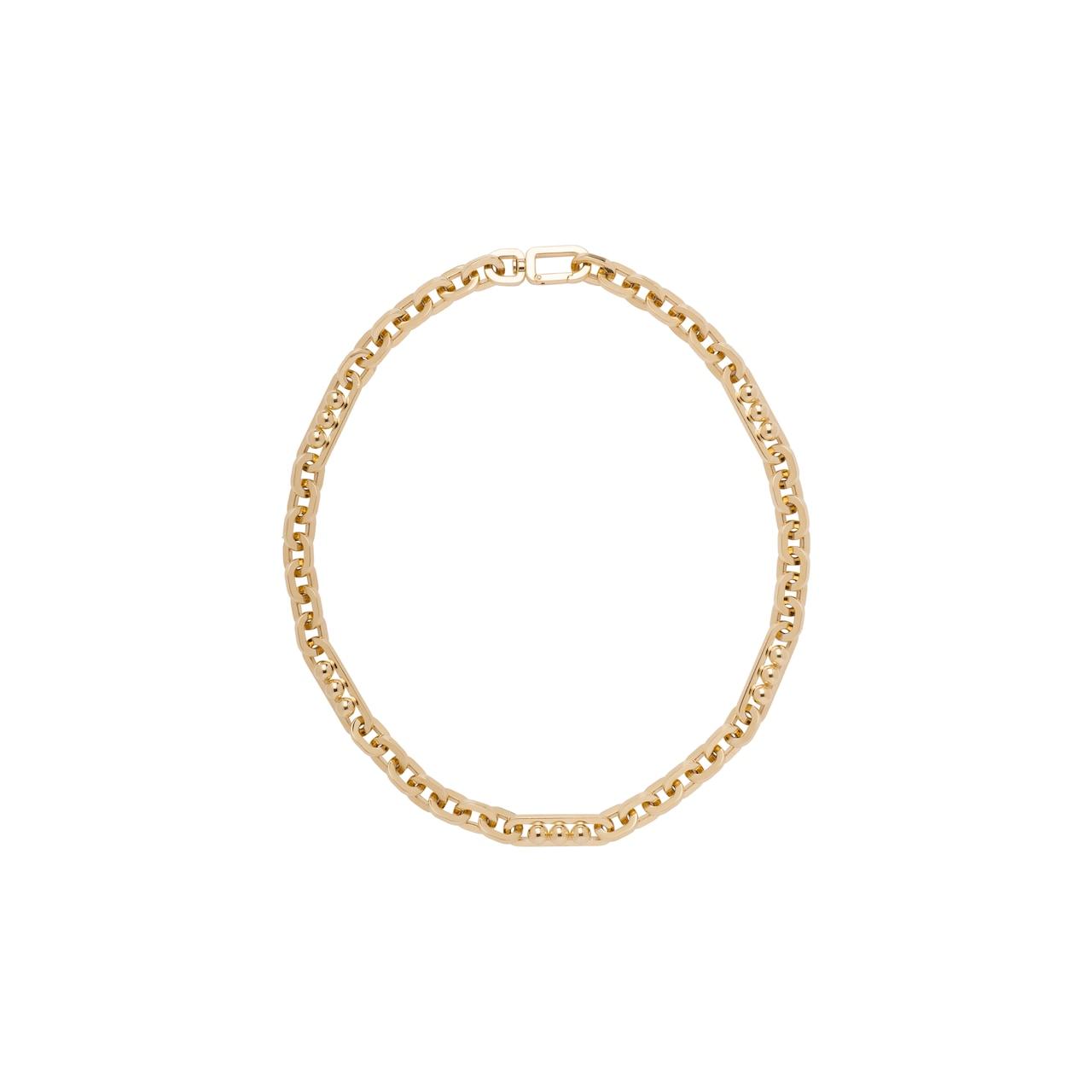 Prada Metal necklace 1