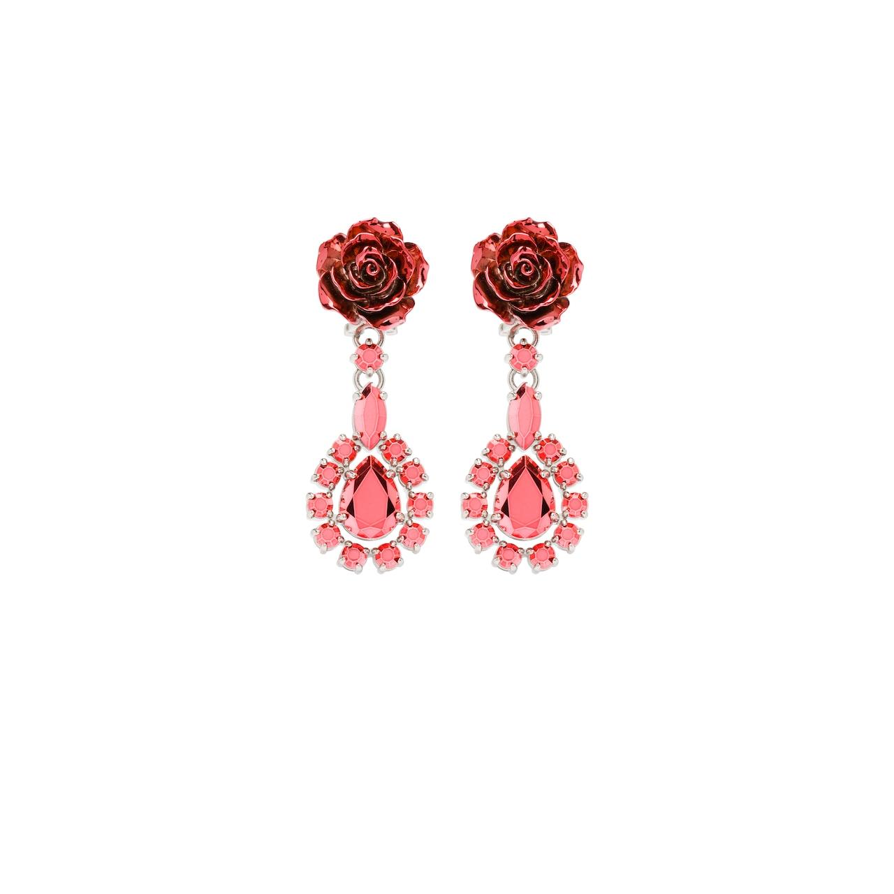 Boucles d'oreilles Prada Rose Jewels