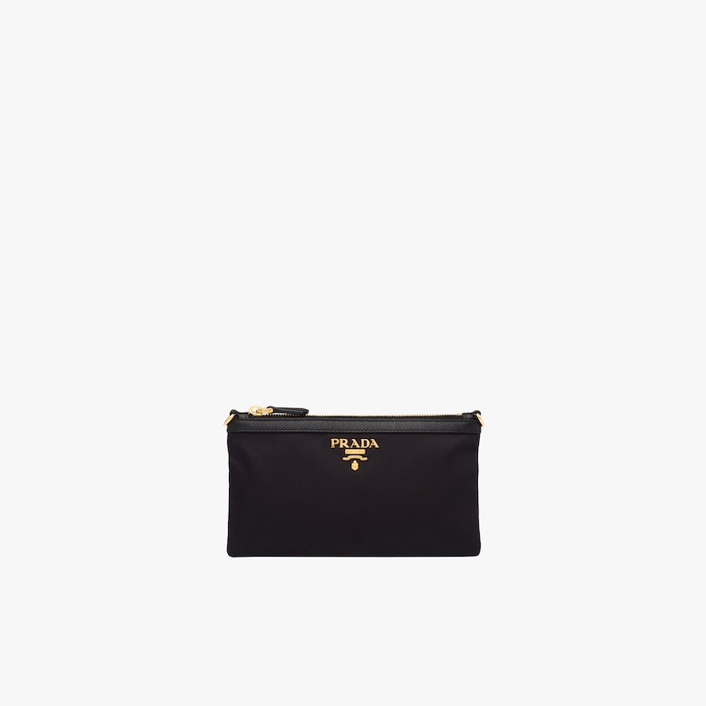 Prada My Character nylon clutch - Woman