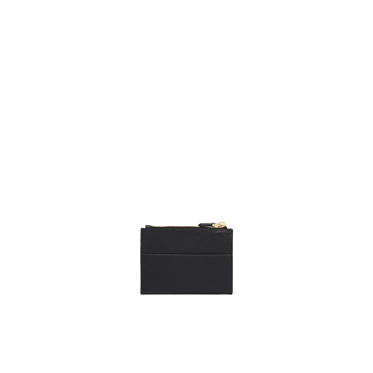 Saffiano leather credit card holder 3