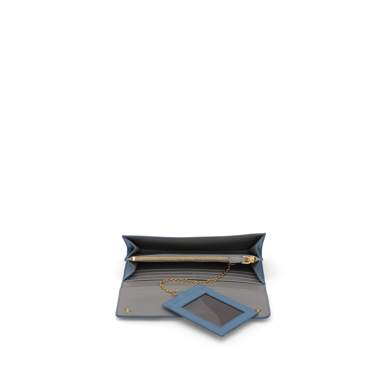 Prada Leather wallet 2