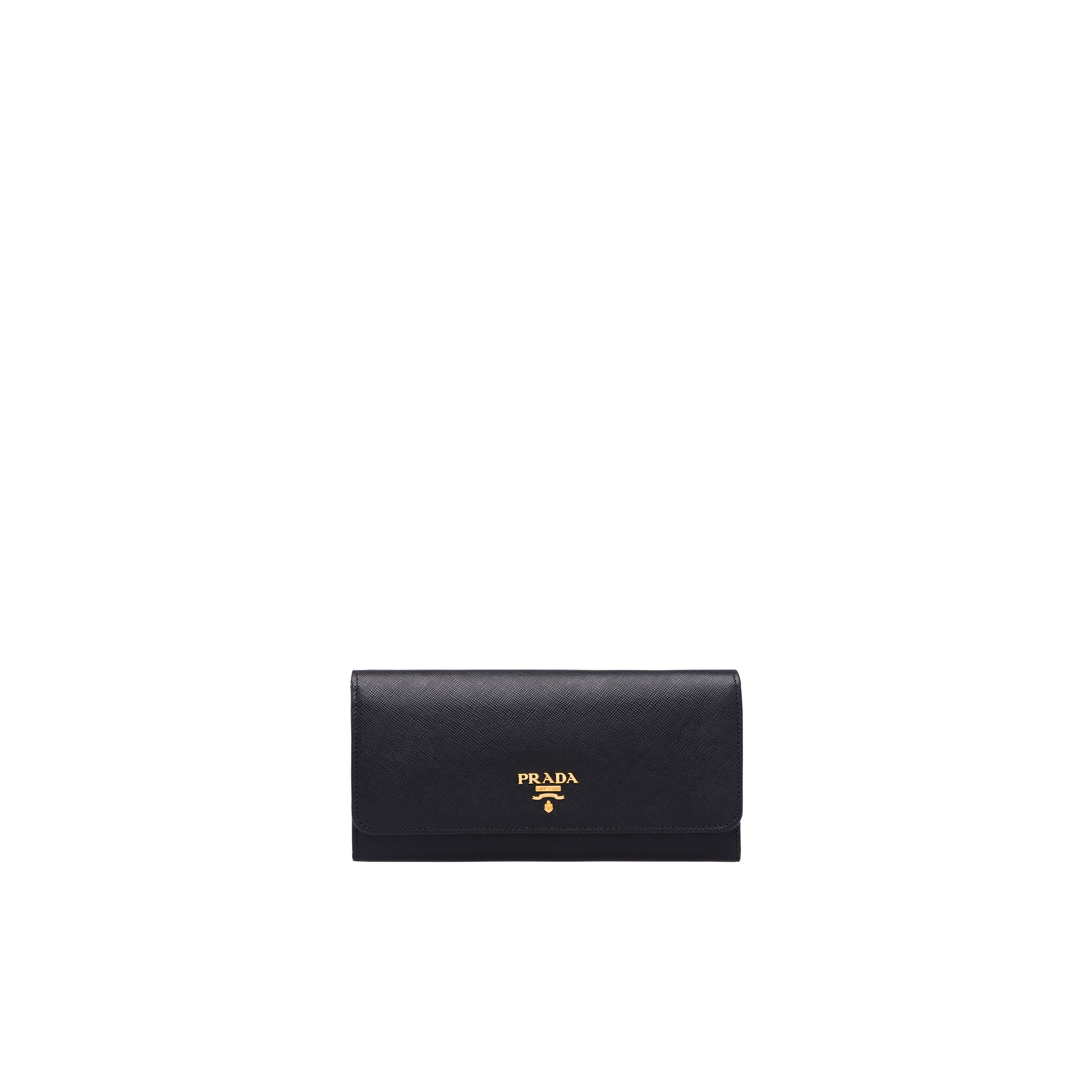 7773fcdadb8d Leather Wallet | Prada - 1MH132_QWA_F0002