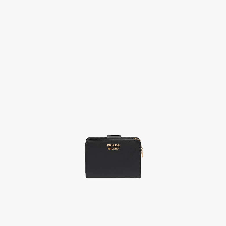 946acb7f2cc48 Saffiano leather wallet
