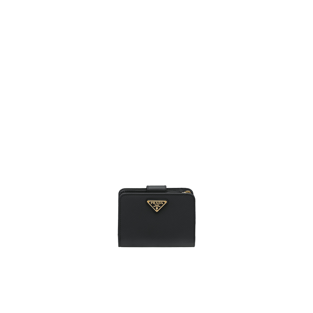 Small Saffiano leather wallet 1