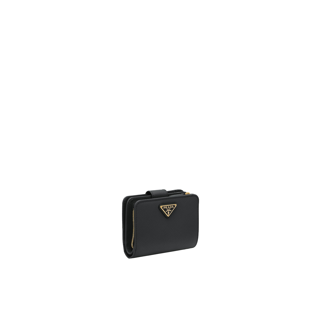 Small Saffiano leather wallet 4