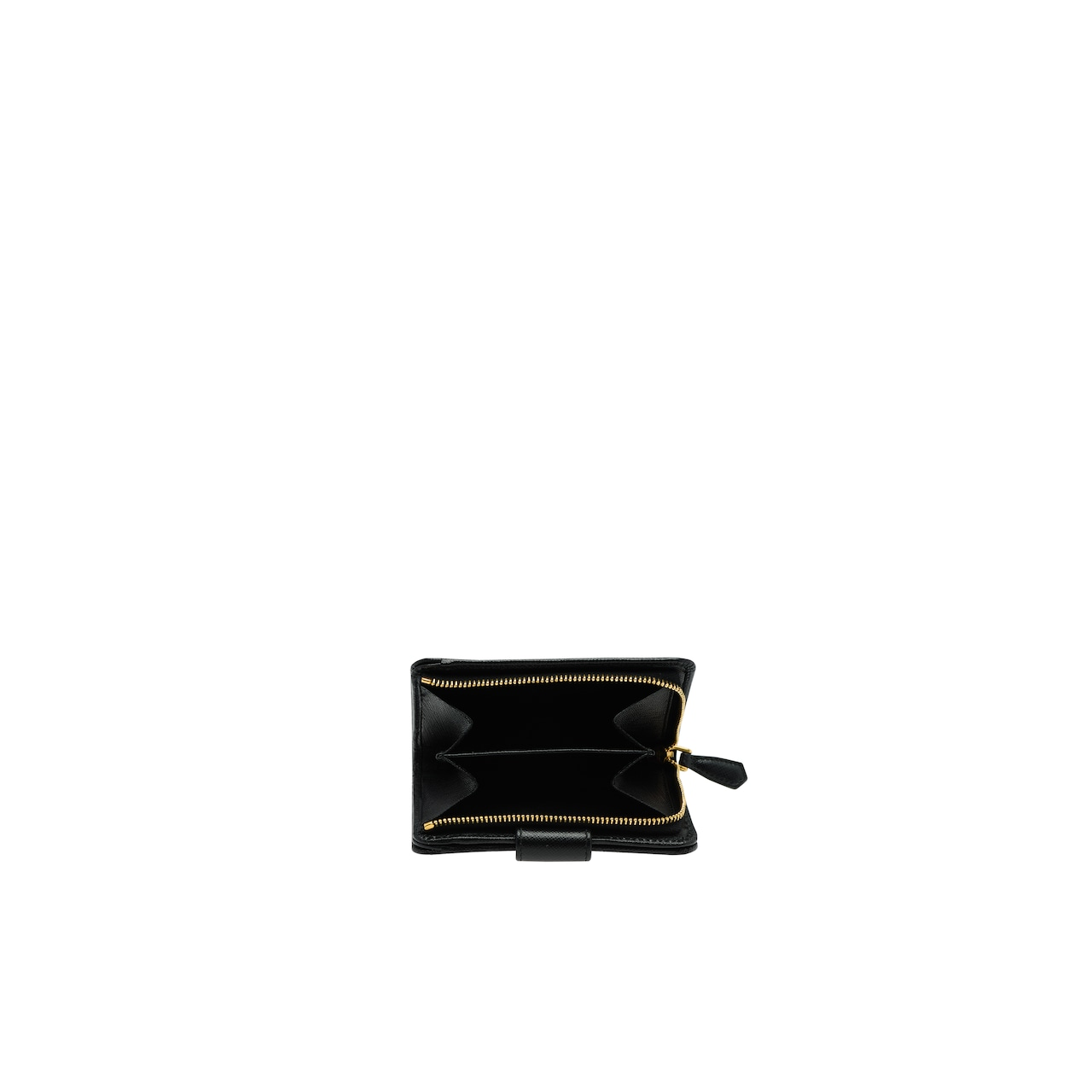 Small Saffiano leather Wallet 2