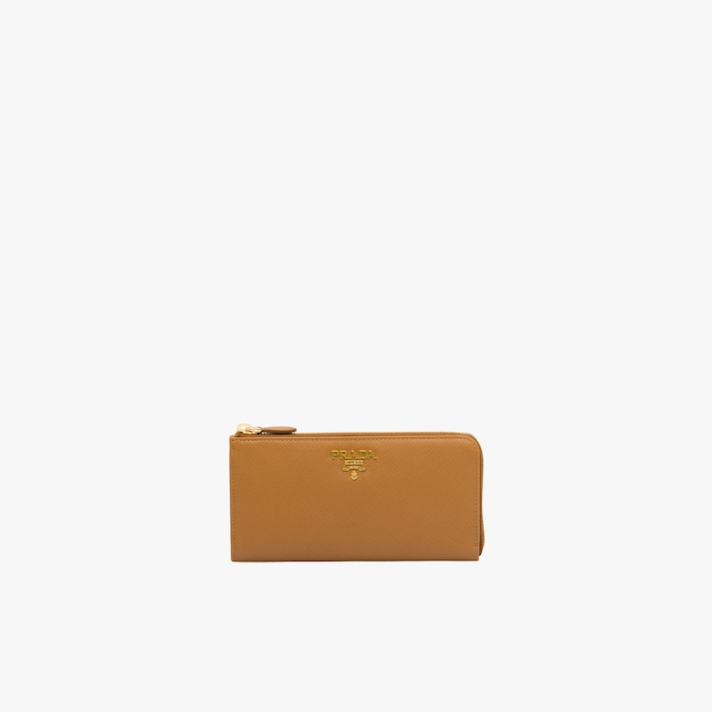 edb389491865 Large Saffiano leather wallet
