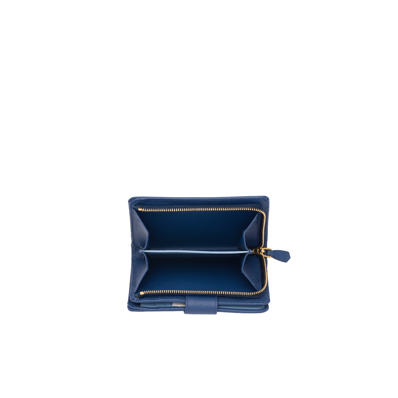 Medium Saffiano Leather Wallet