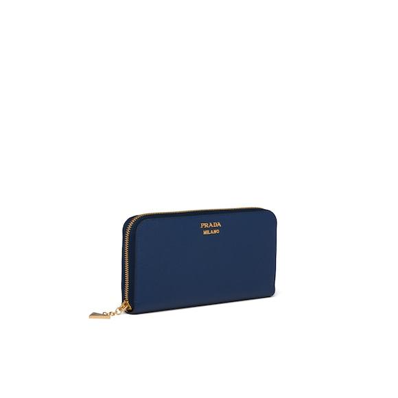 Prada Saffiano leather wallet 4