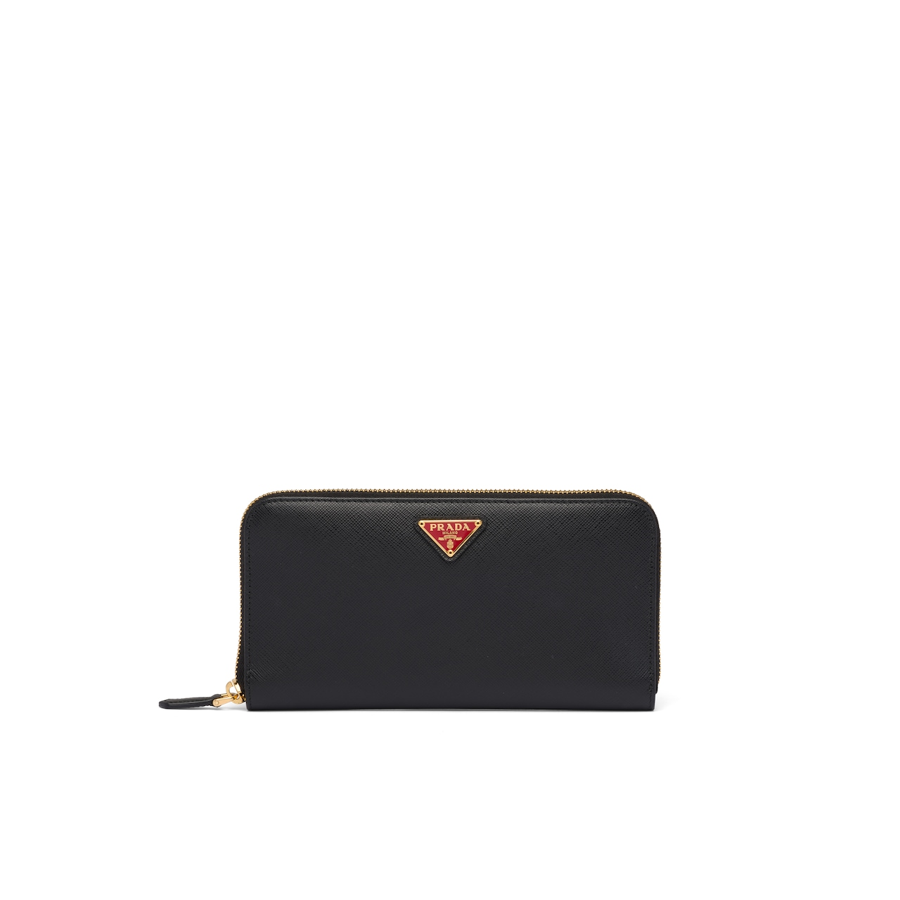 Prada Large Saffiano Leather Wallet 1