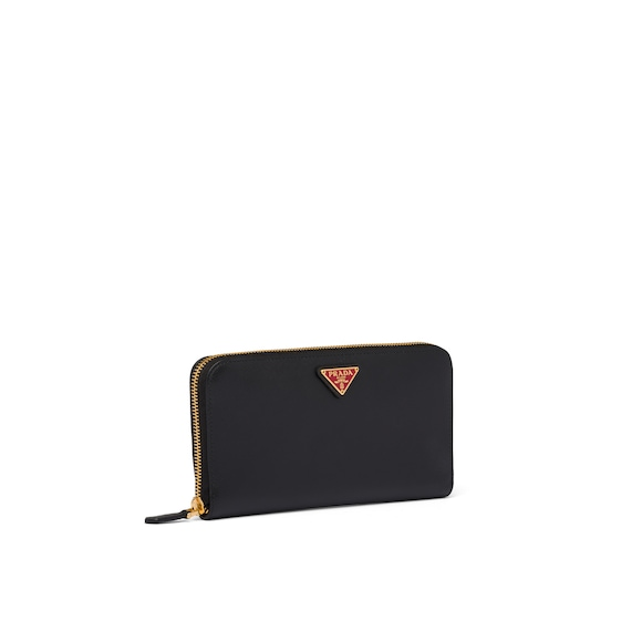 Prada Large Saffiano Leather Wallet 4