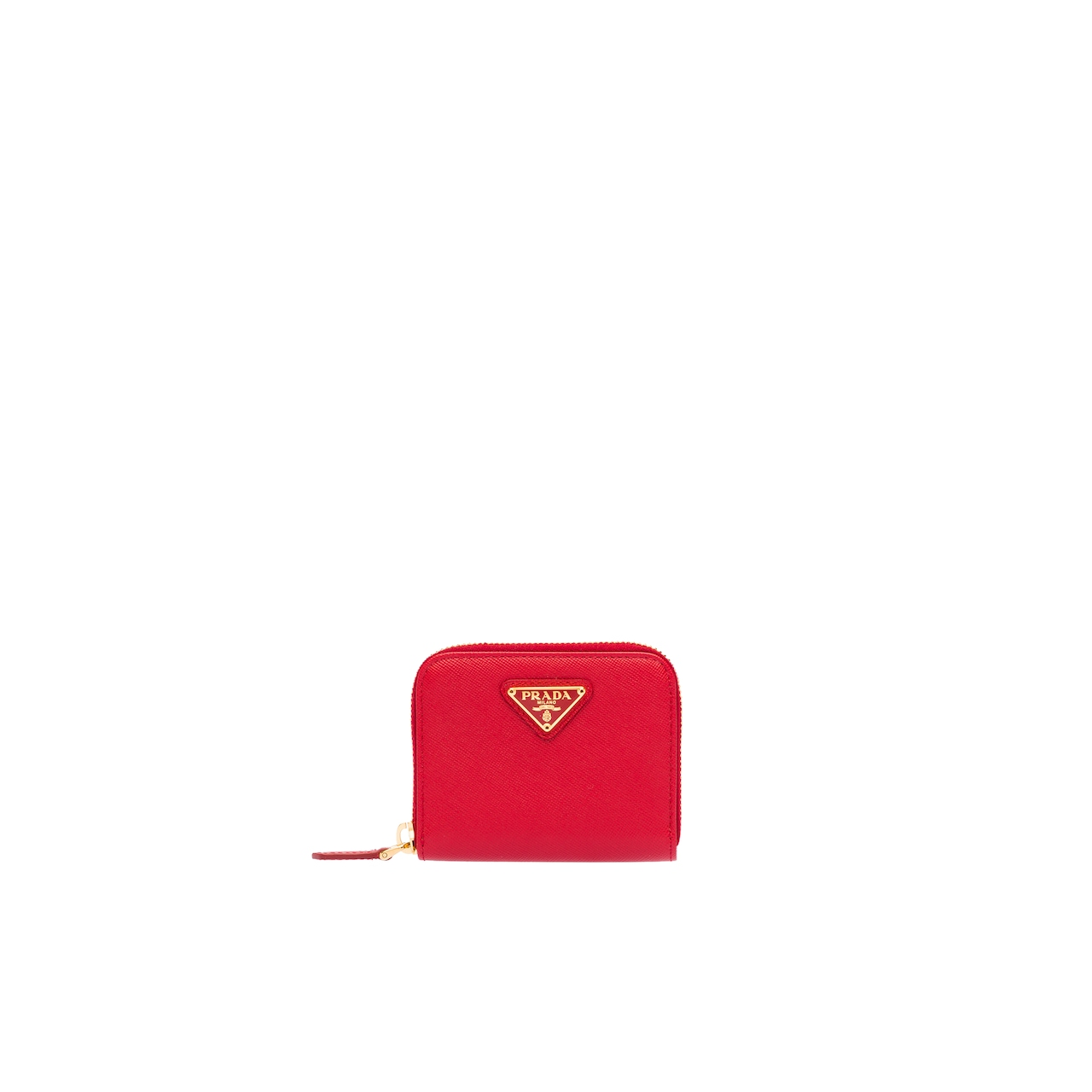 Saffiano Leather Coin Purse