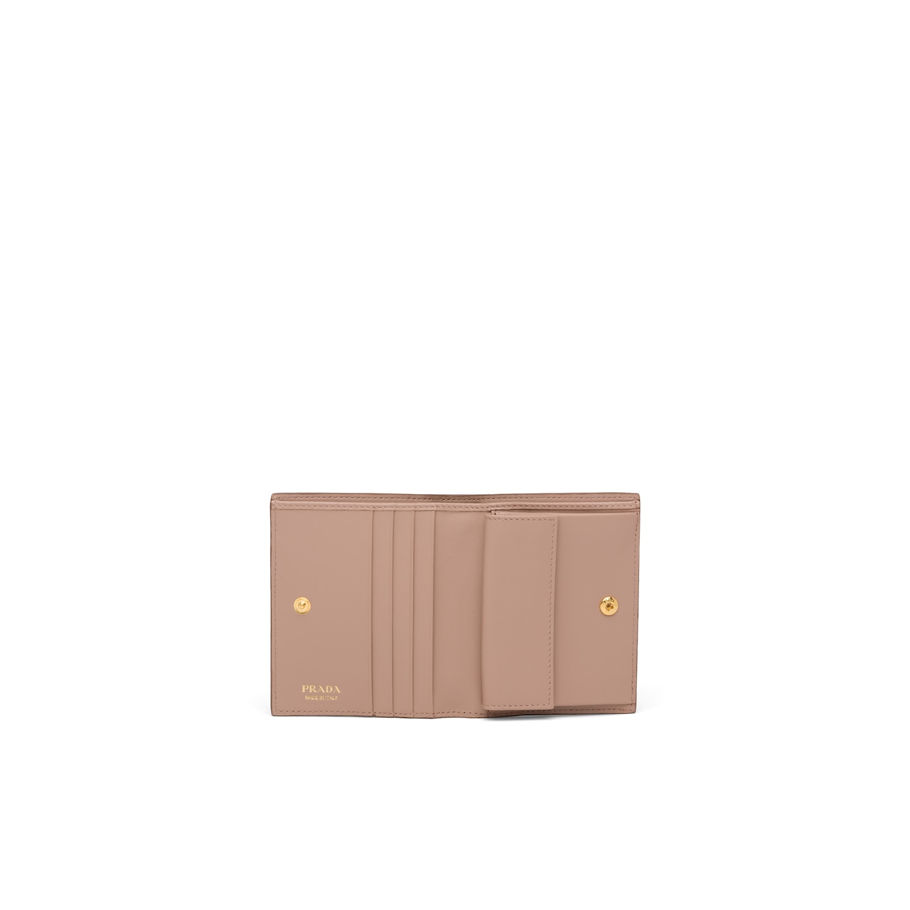 Prada Small Leather Wallet 2
