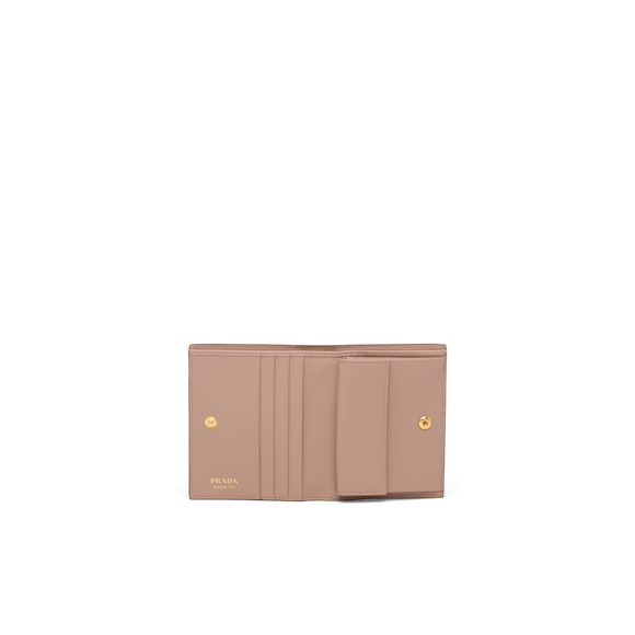 Prada Small Leather Wallet 3