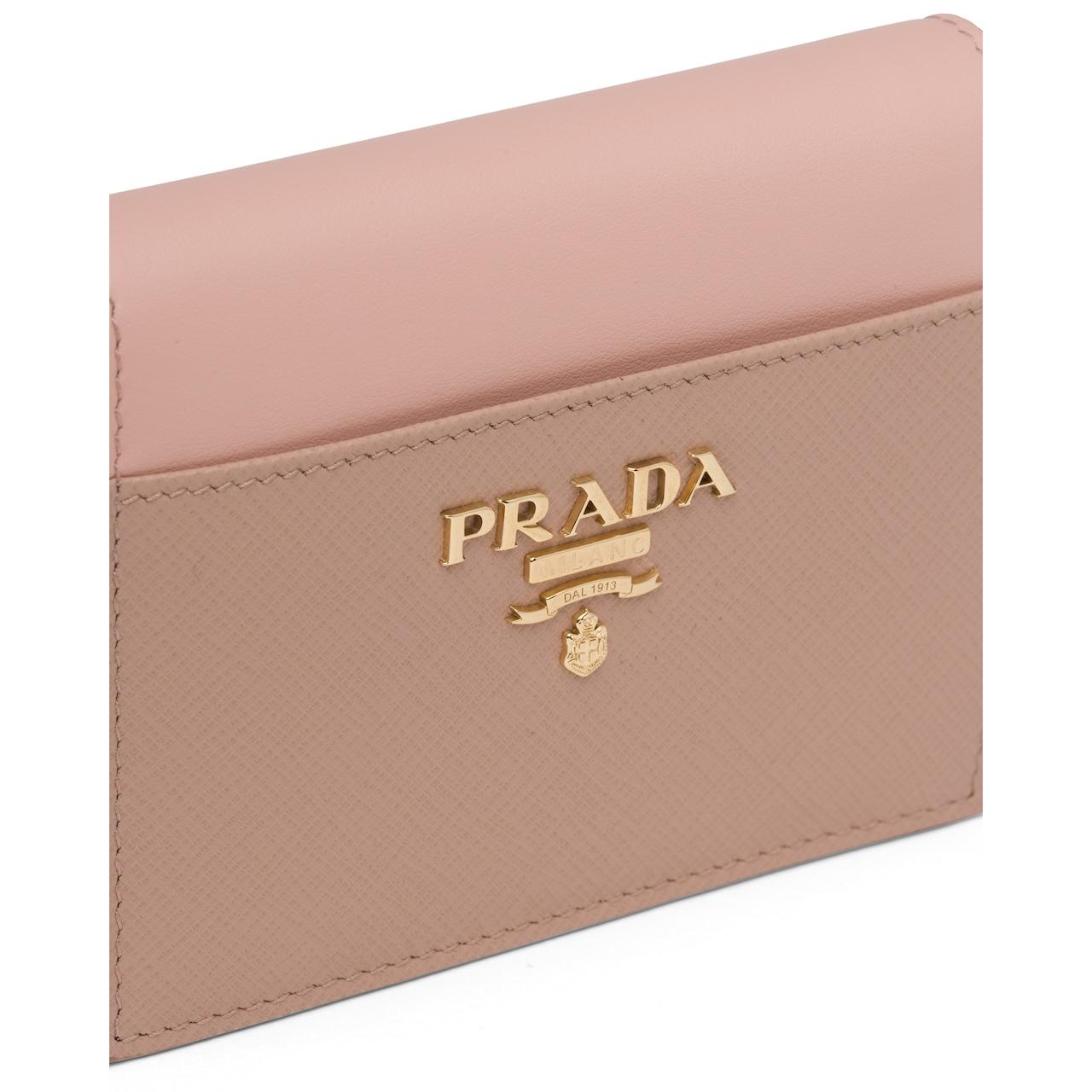 Prada Small leather wallet 6