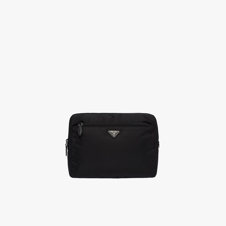 Prada Nylon travel pouch - Woman