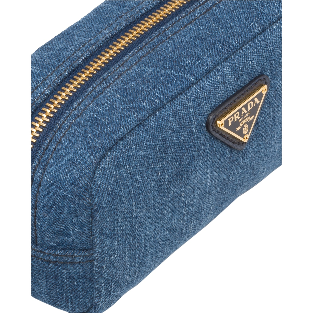 Denim Cosmetic Pouch 6