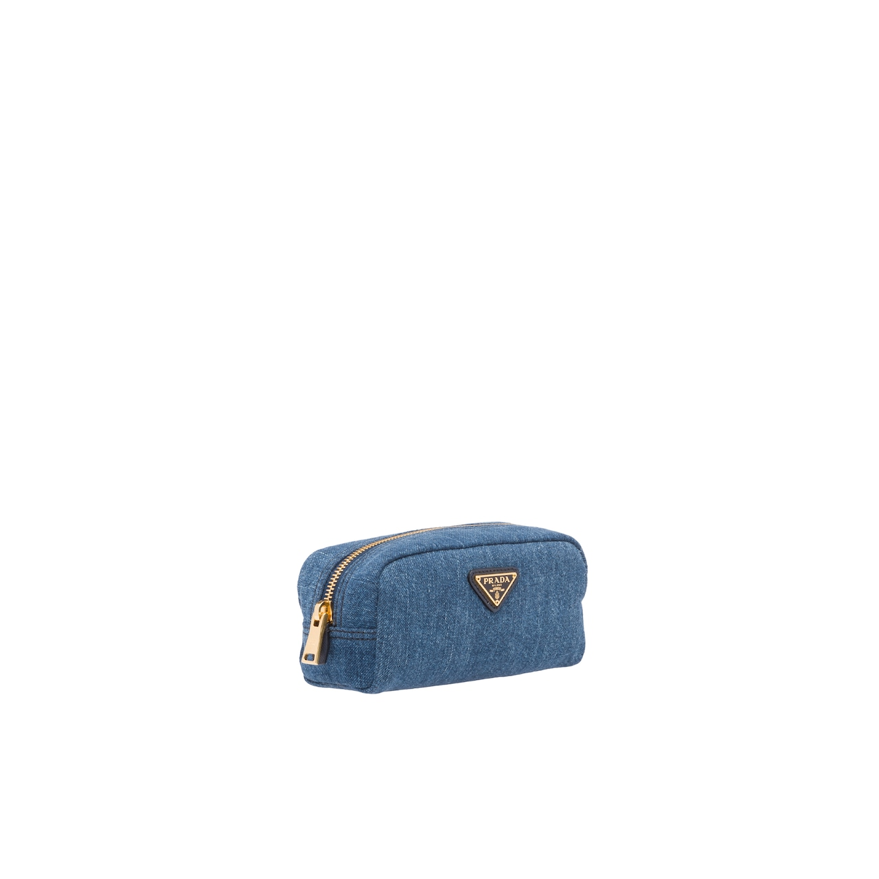Denim Cosmetic Pouch 4