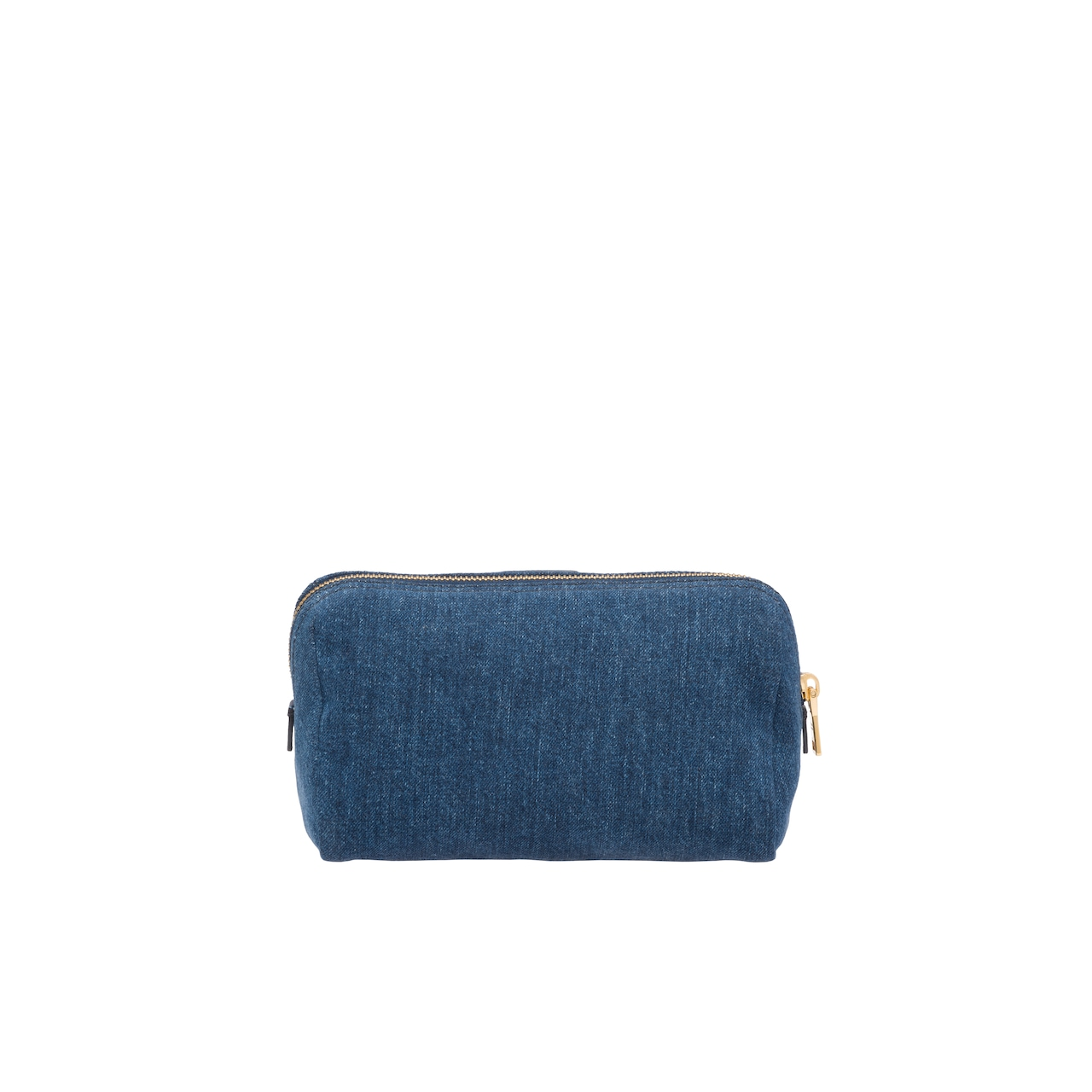 Prada Denim Cosmetic Pouch 5