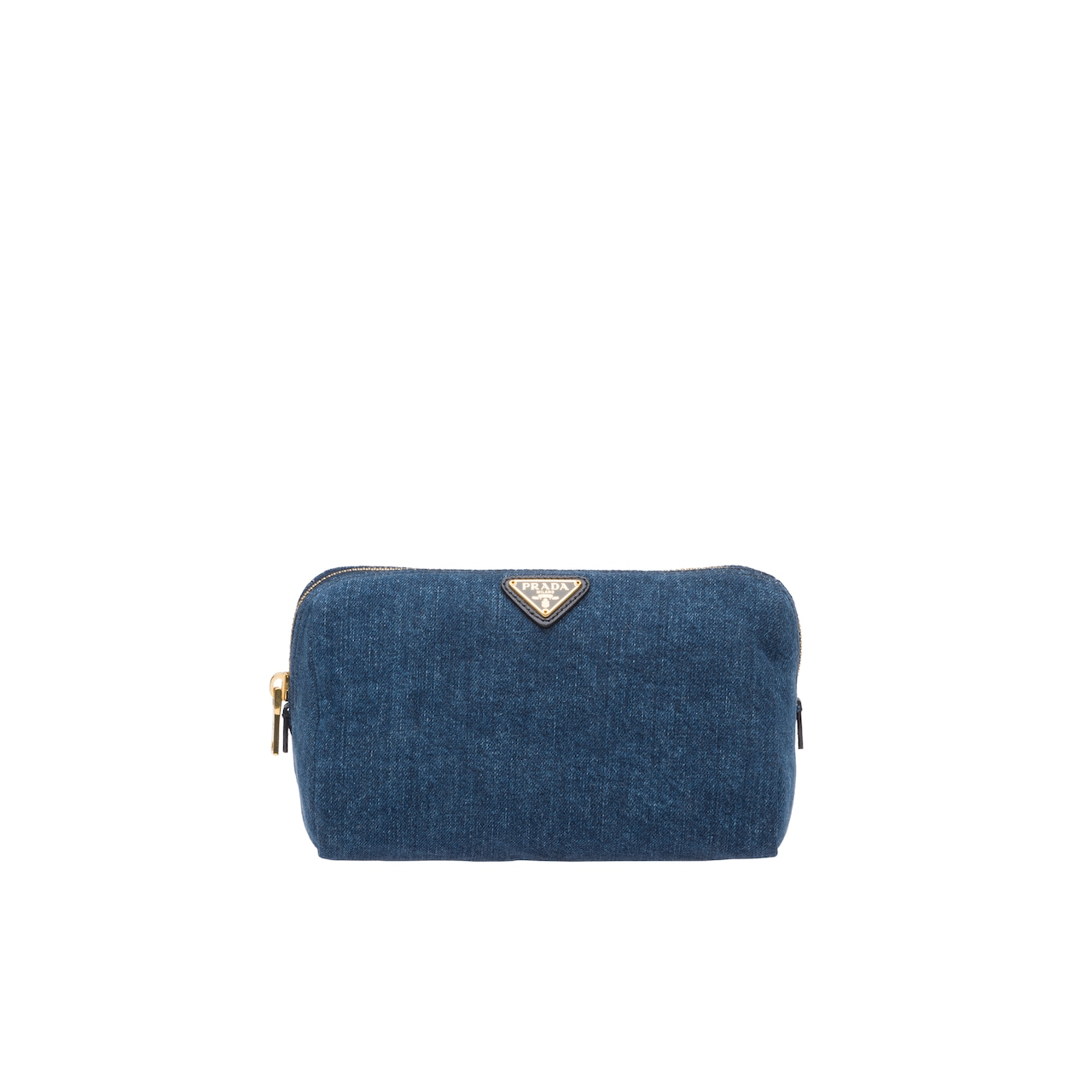 Prada Denim Cosmetic Pouch 1