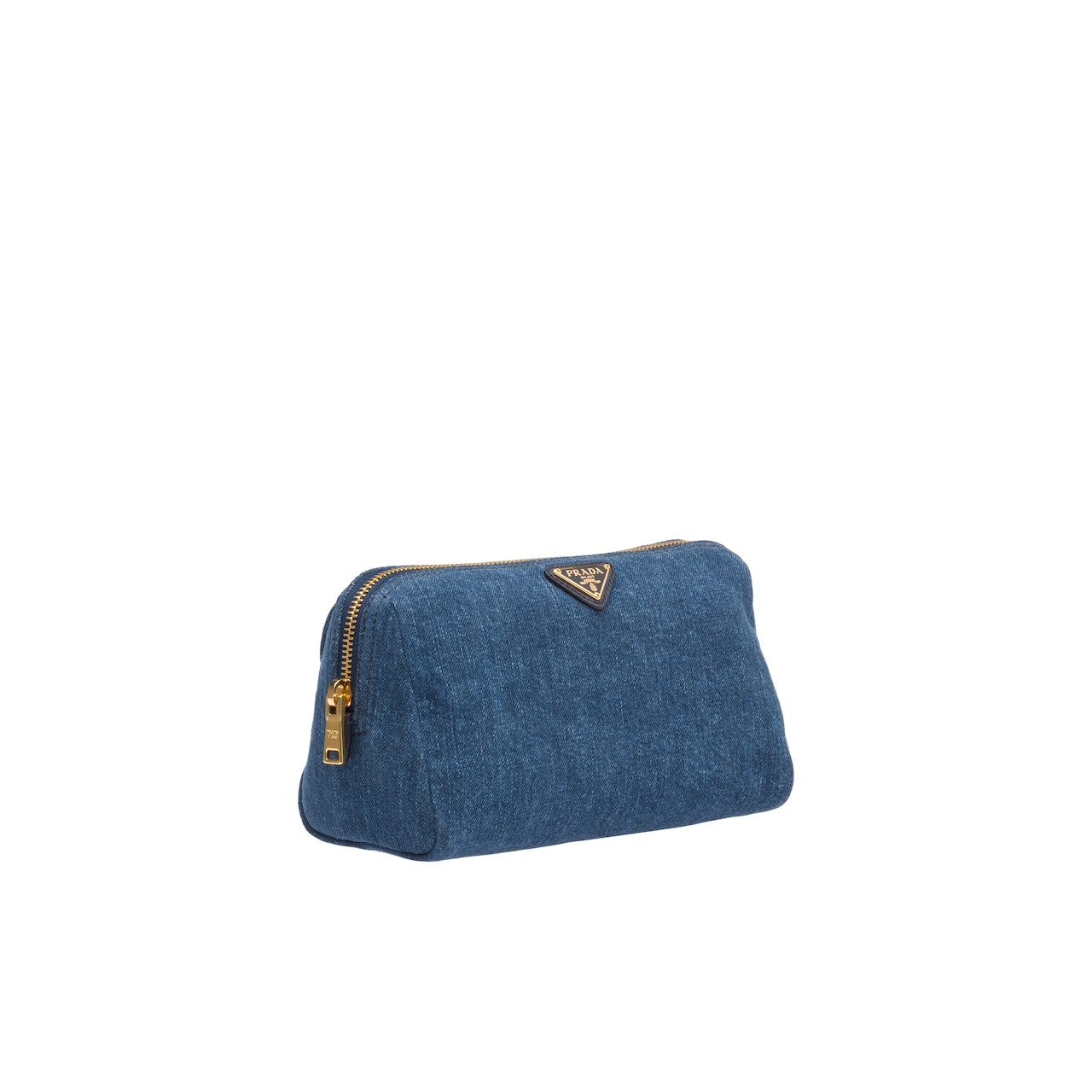 Prada Denim Cosmetic Pouch 4