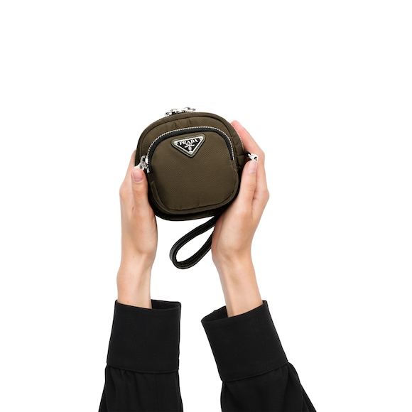 Prada Nylon Cargo pouch