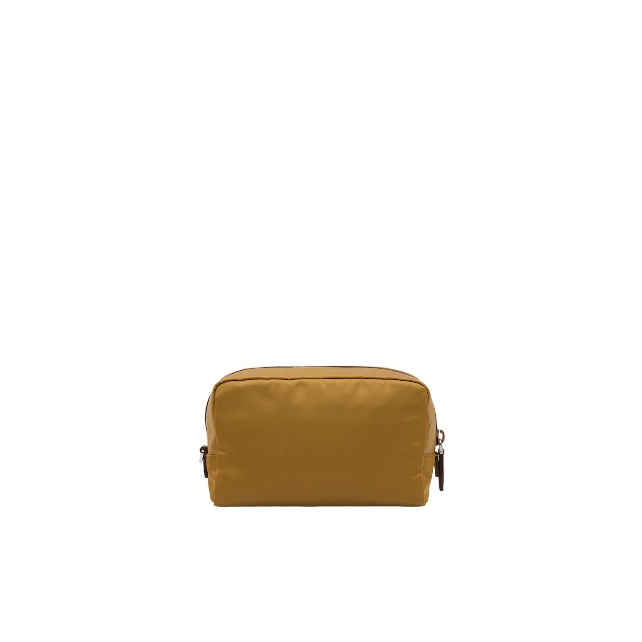 Bolsa para cosméticos de tela