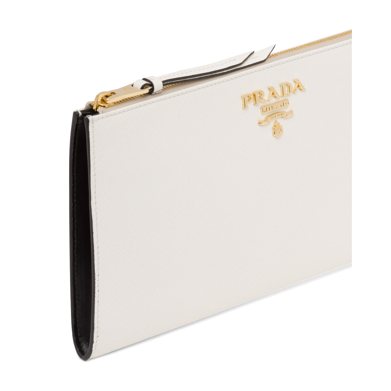Prada Saffiano leather pouch 6