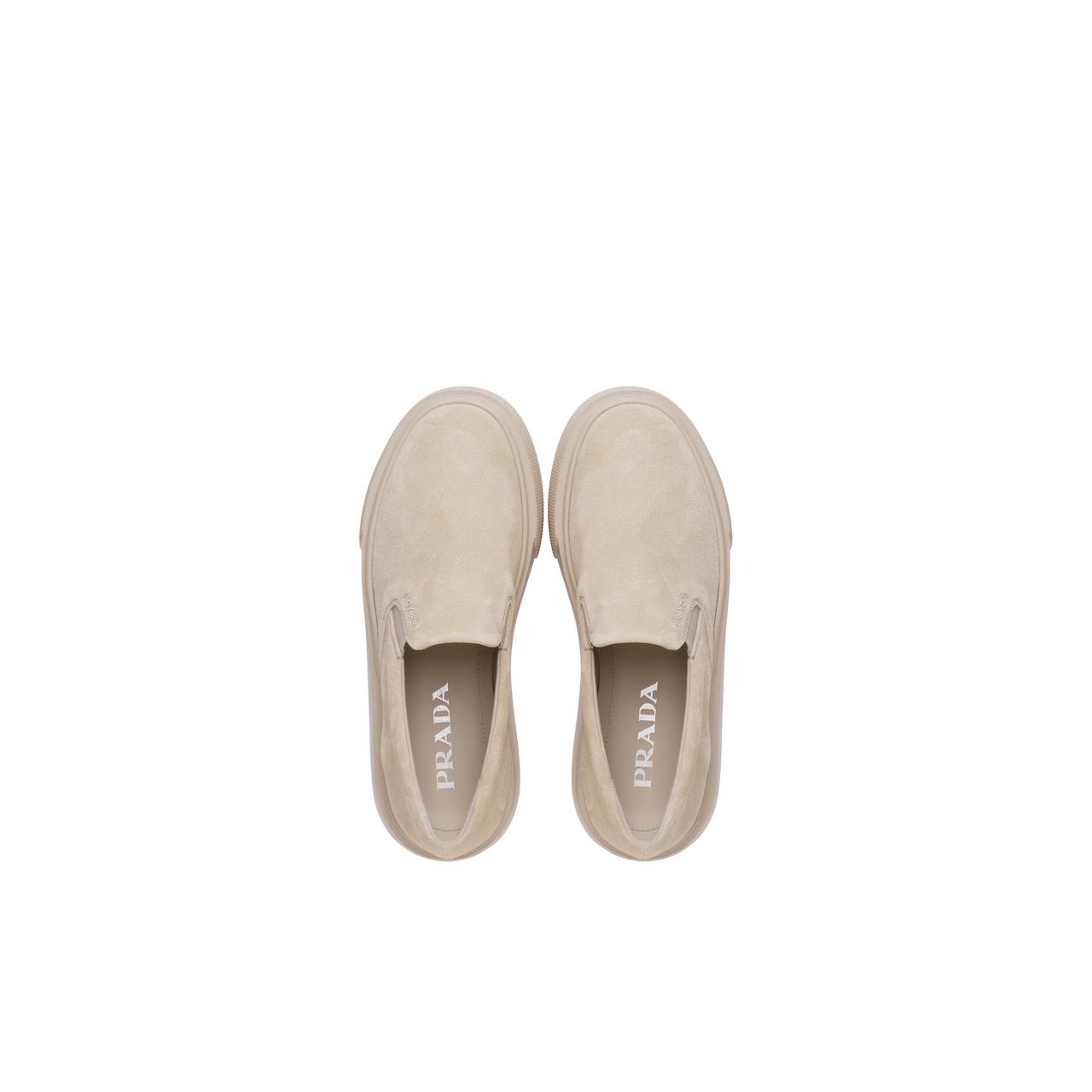 Prada Suede slippers 4